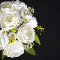 3d bouquet roses
