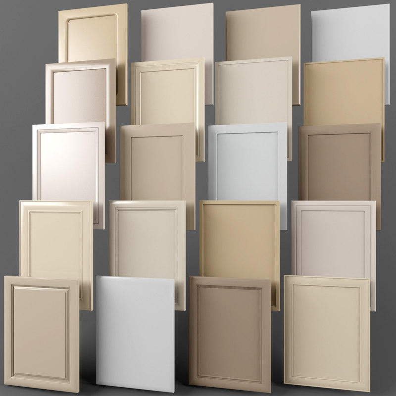 Furniture Fronts Pack Ikea 3d 3ds