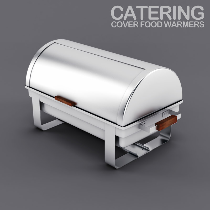 Food Warmers For Catering ~ D model catering food warmers