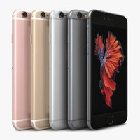 Apple iPhone 6s All Color