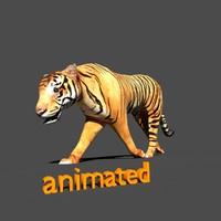blender tiger