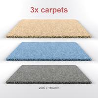3ds max fur carpet
