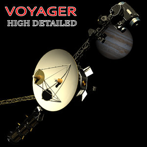 3d max voyager 2