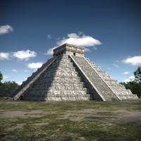 chichen itza pyramid max