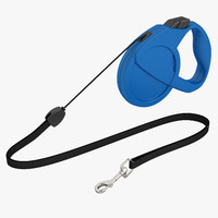 Dog Leash 1 Blue