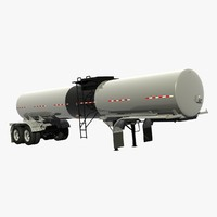 3d trailer etnyre tank