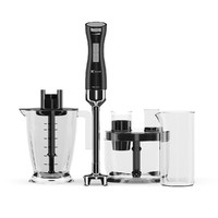 black immersion blender accessories 3d model