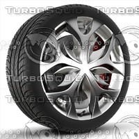 Verde Wheels Scorpion Rim and  Tyre