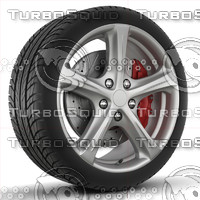 Wiger WGR0507 Rim and Tyre