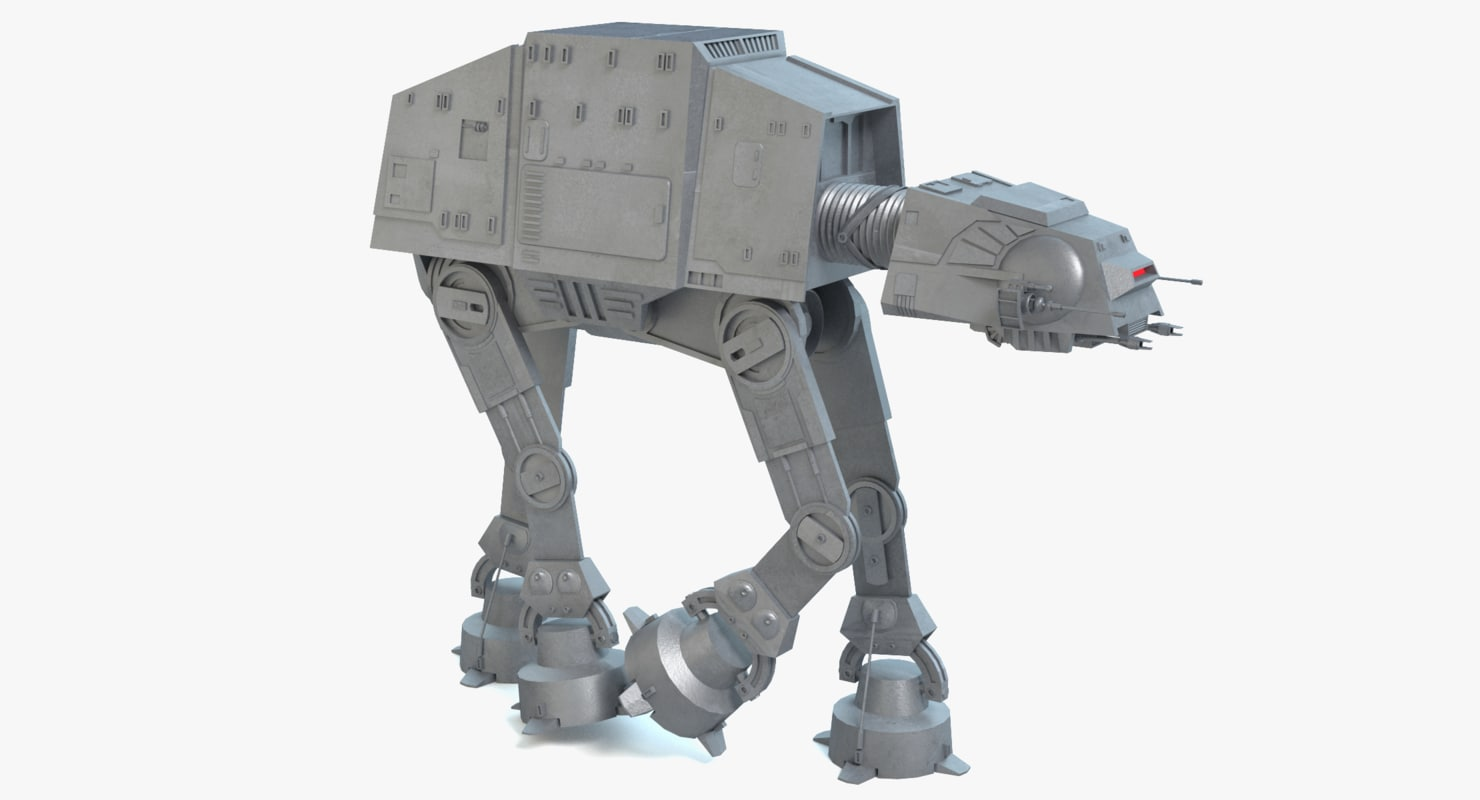 x star wars at-at walker