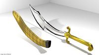 3d 3ds sword fantasy
