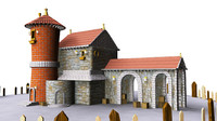 maya old castle