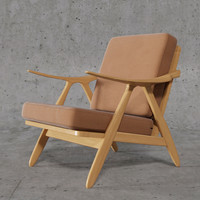 3dsmax chair oliviano