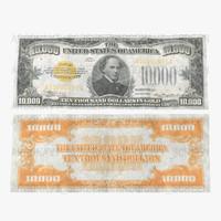 10000 gold certificat 1934 obj
