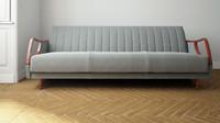 sofa essex 3d model