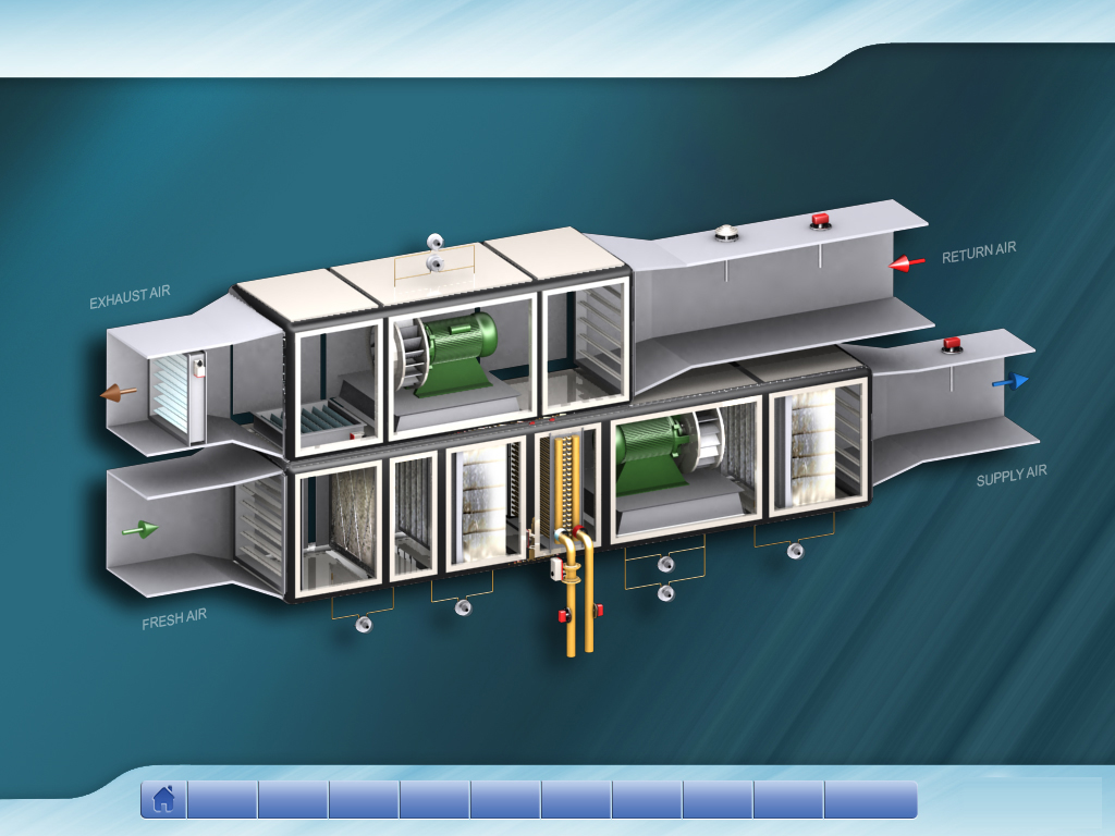 maya ahu air handling unit