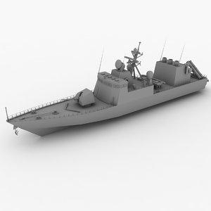 3d hayabusa-class patrol boat