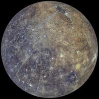 4k mercury 3d model
