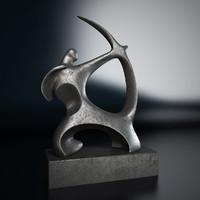 Archer - statuette