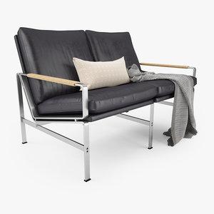 fk 6720 sofa seater 3d x