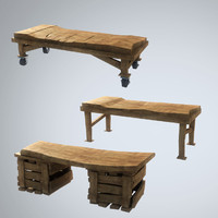 Stylized Table