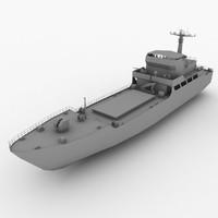 Type 074-class landing ship