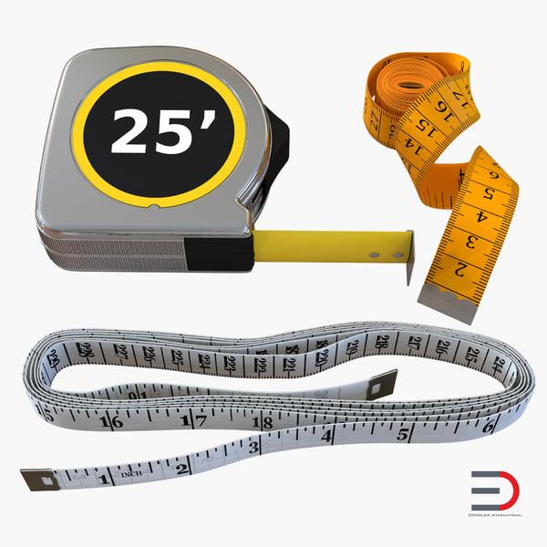 measure tools 3d 3ds