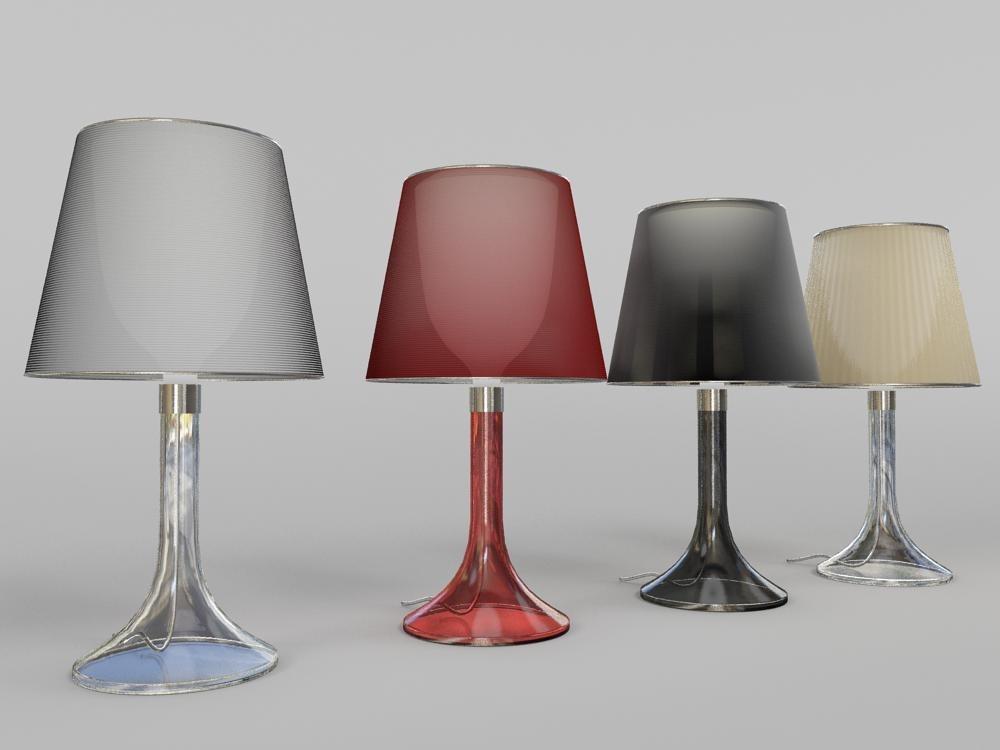 obj miss k lamp -