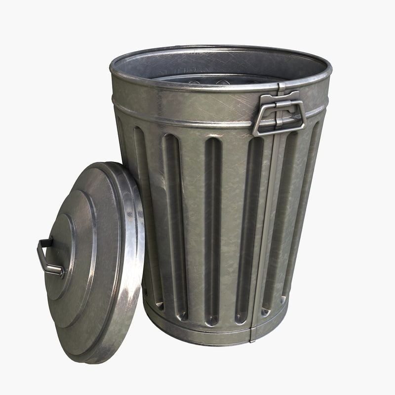 max garbage container