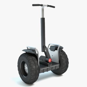 max segway scooter