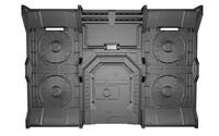 3d max wall gates