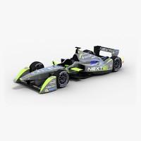 3ds nextev formulae team