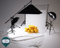 softbox studio 3d 3ds