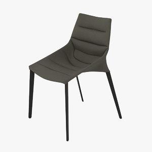 max molteni c outline chair