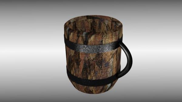 mug 3d 3ds