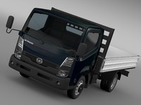 3d ud condor light tipper model