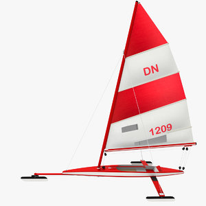 iceboat class dn 3d 3ds