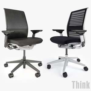 steelcase think chair max