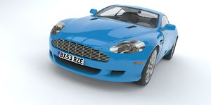 car rendering 3ds free