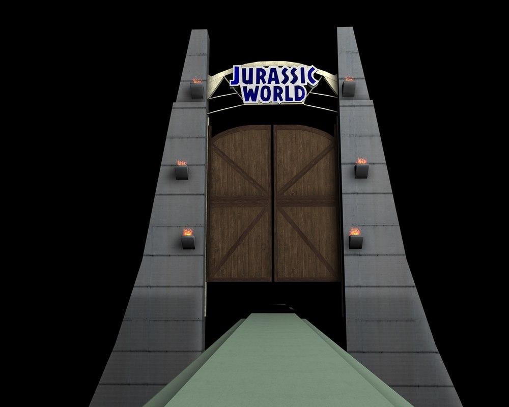jurassic world 3d 3ds