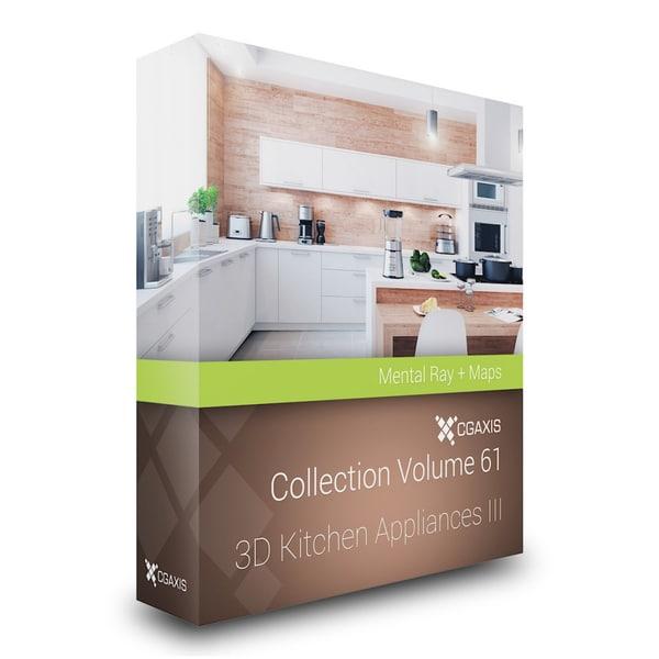 volume 61 kitchen appliances max