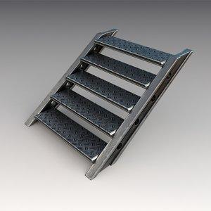 3d model v-ray metalness