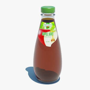 bottle apple juice 3ds