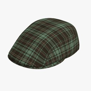 hat golfing cloth 3ds