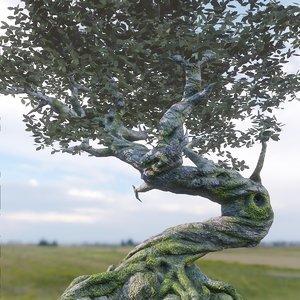 fantasy tree 3d max