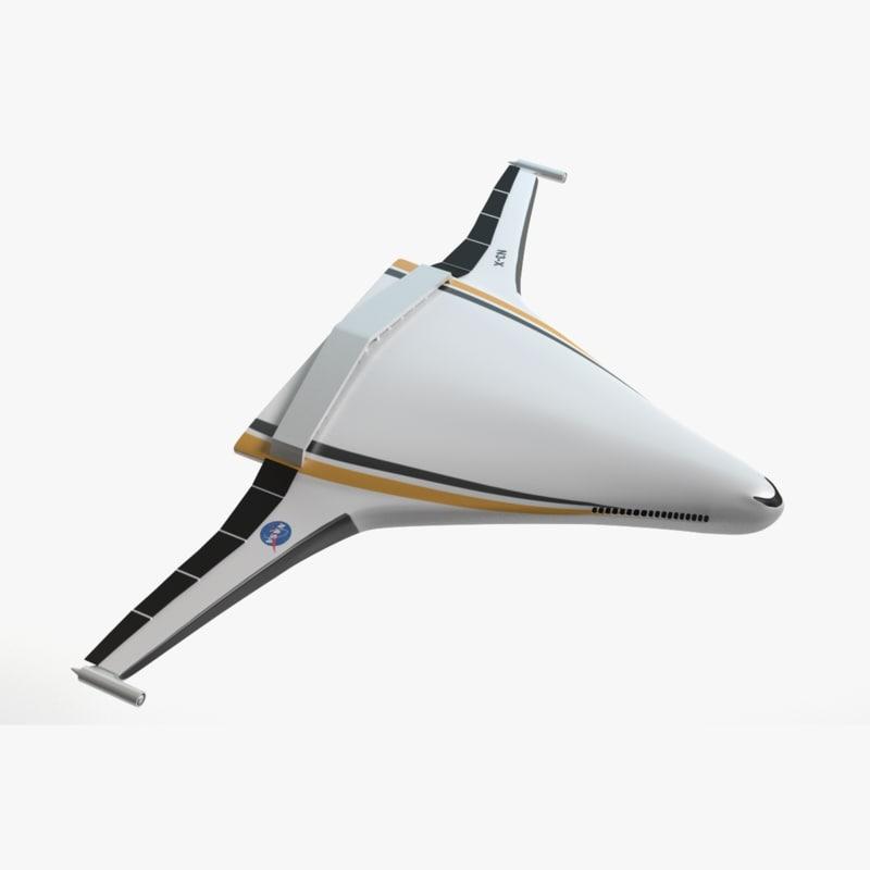 nasa n3-x rocket max
