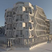 building exterior design house max