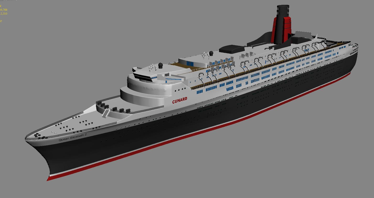 max ship queen elizabeth