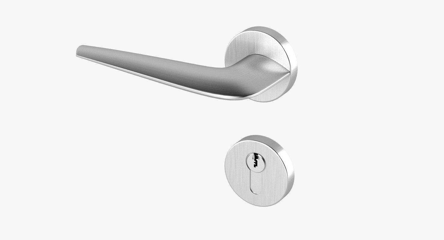 max door handle lock