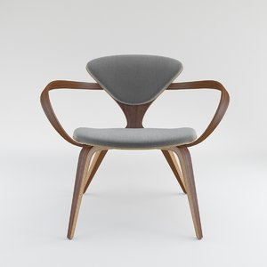 obj cherner lounge chair
